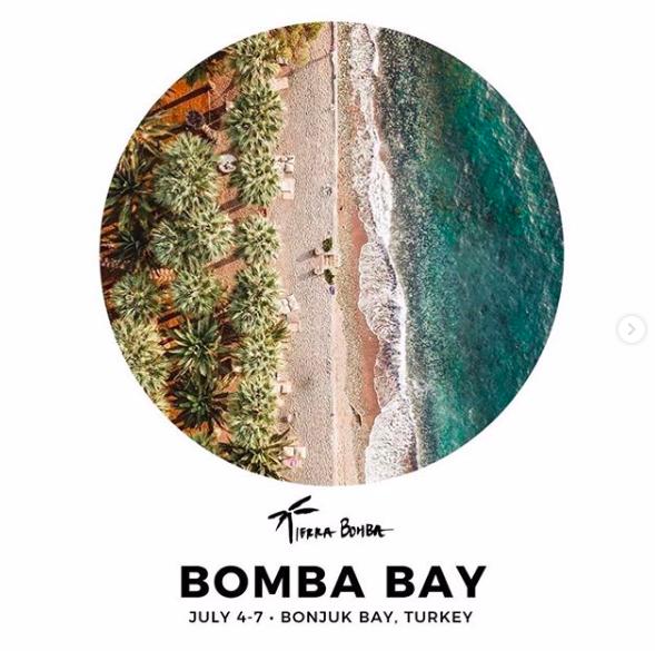 tierra bomba bonjuk bay