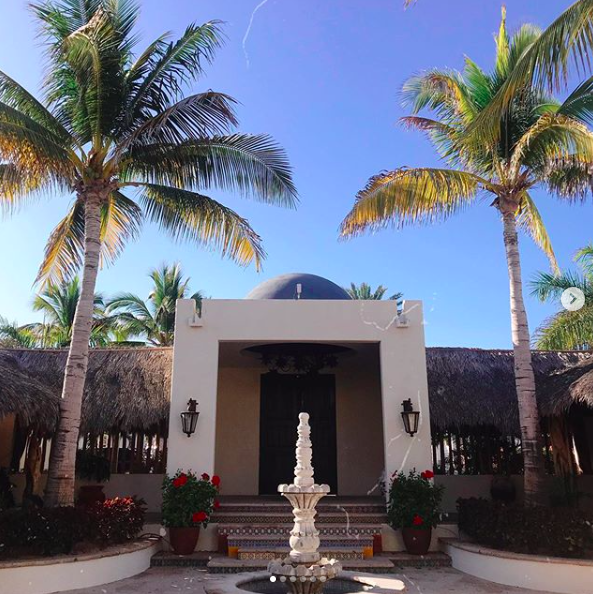 cabo private villa