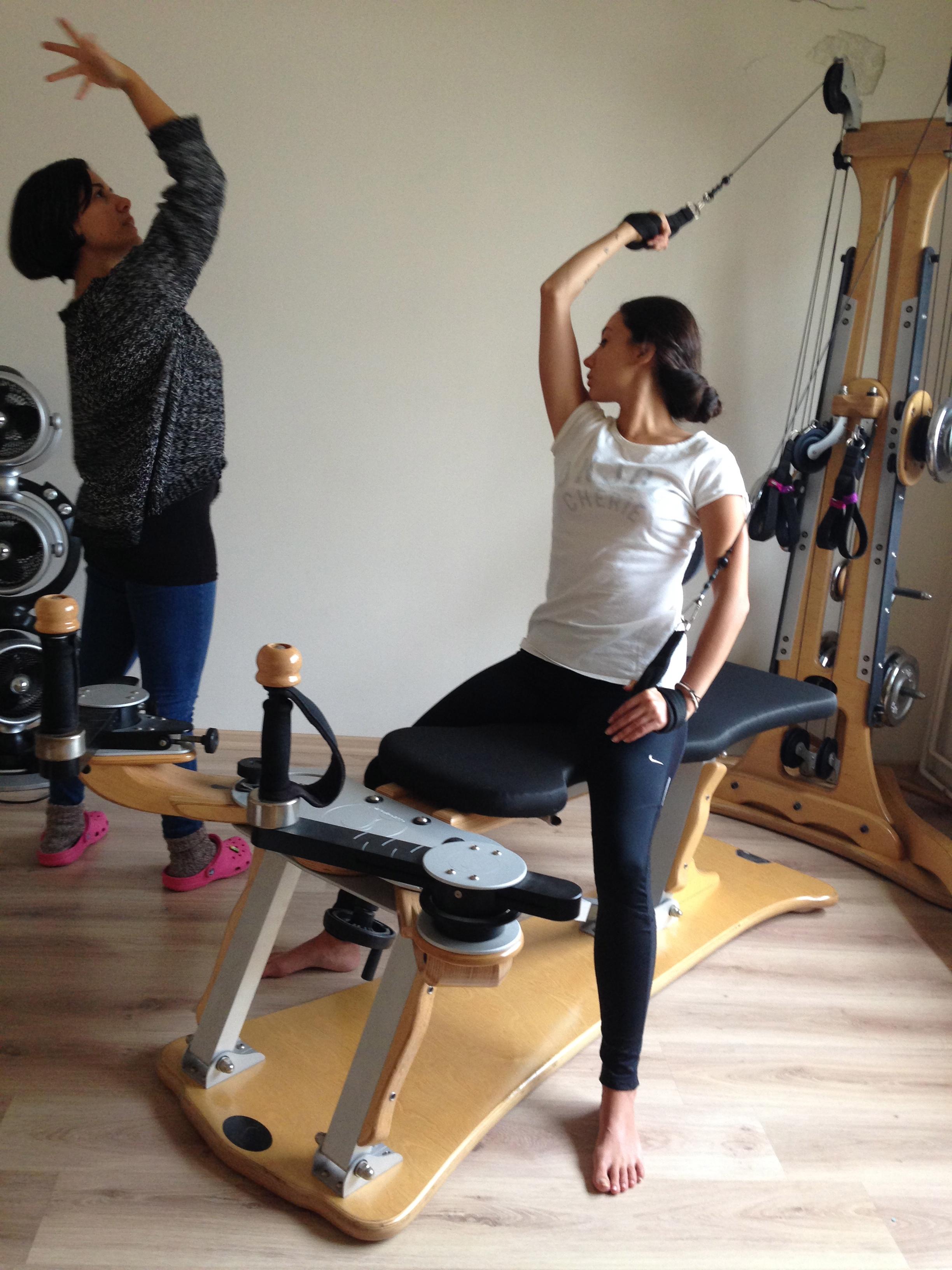 Aletli Pilates İle Zayıflama